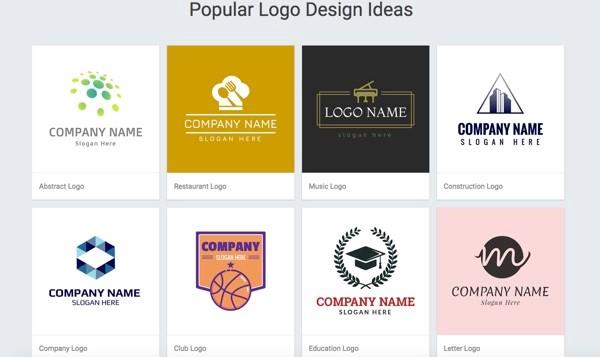 DesignEVO - Online logo maker
