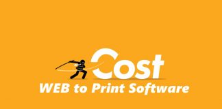 Online printing software - Web 2 print software cost cutting