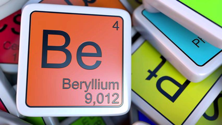 Beryllium uses