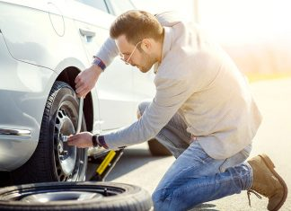 Passenger car tires maintenance tips