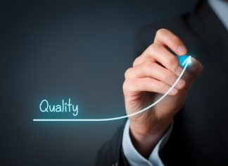 Quality management with money making focus