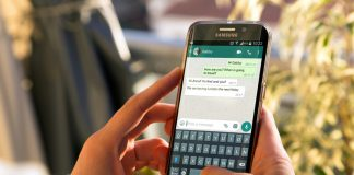 WhatsApp message recovery Android Samsung