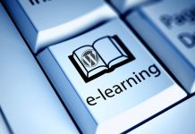 WordPress E-learning Website