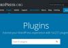 WordPress plugin search plugins