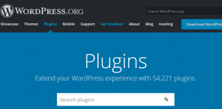 WordPress plugin search plugins