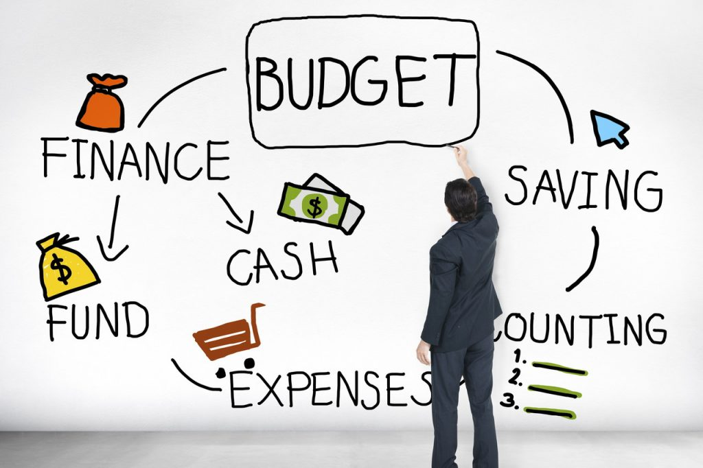 Budgeting a small business