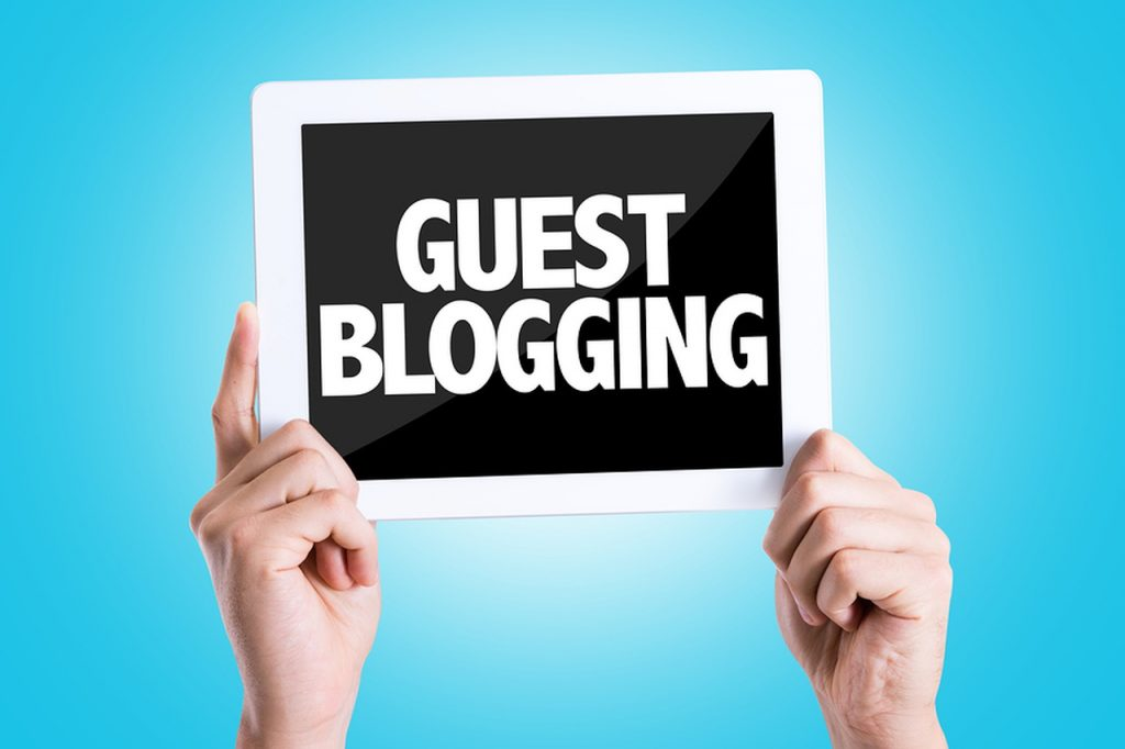 Guest Blogging Magic for You