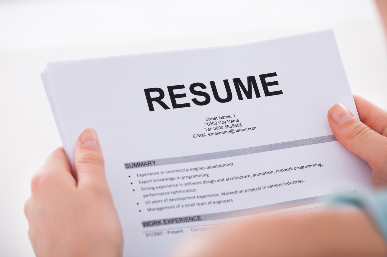 Resume Hacks: How to Make Your Tech Skills Look More Enticing