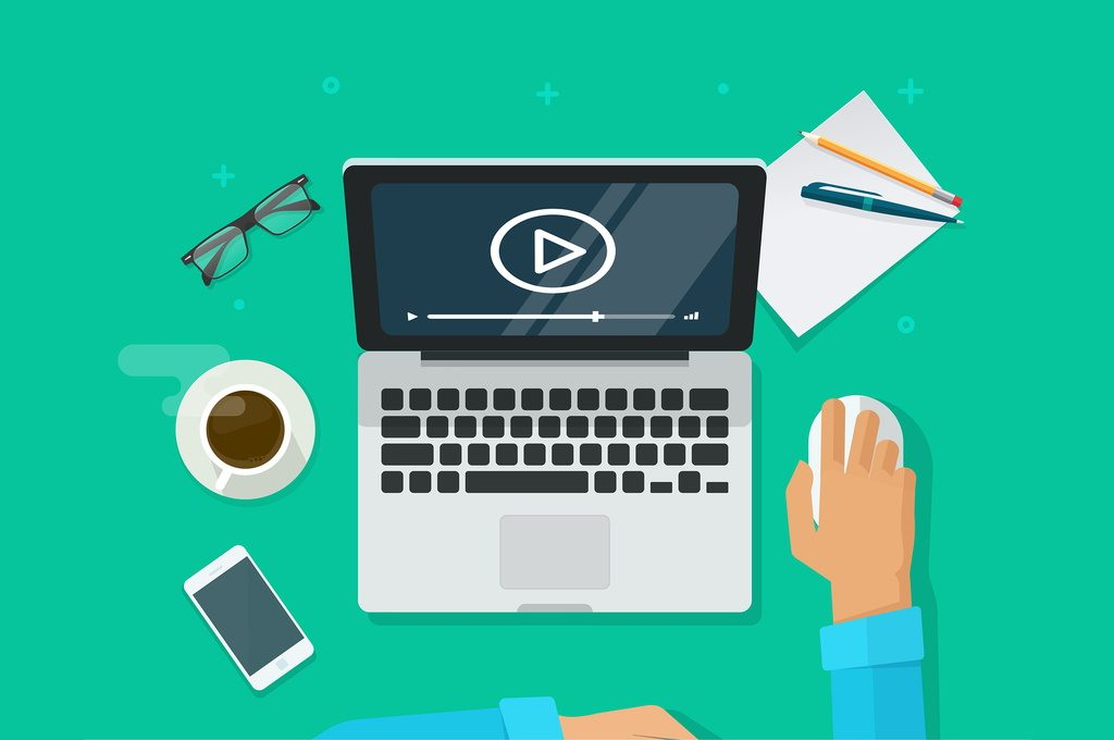 Video content marketing traffic