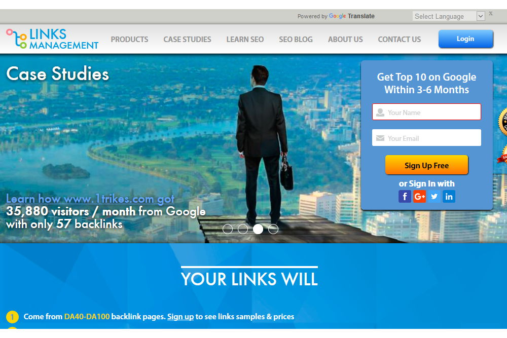 linksmanagement review