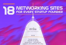 Top networking sites startup founders