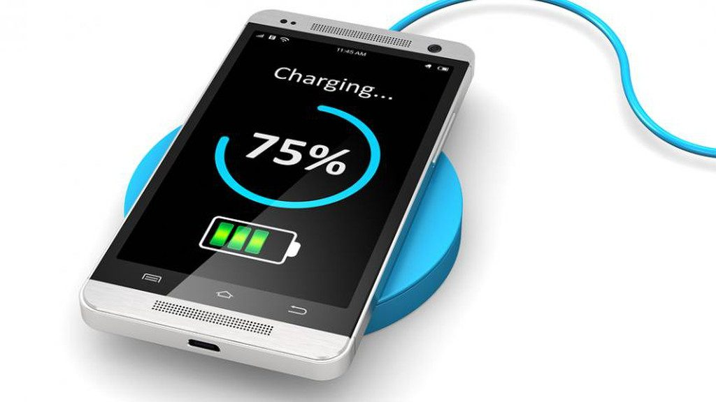 Wireless charging of Wireless charging of smartphonesmartphone