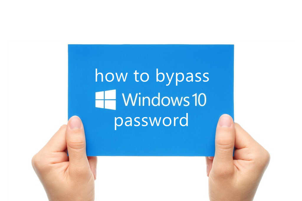 how to crack password on windows 10