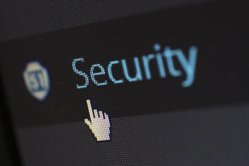 Improve your online security