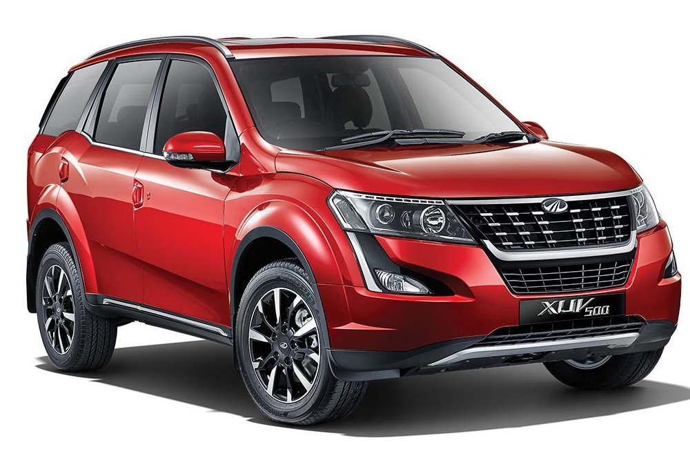 Mahindra XUV500 SUV