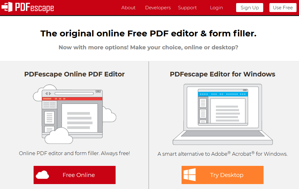 how to edit pdf documents in win 10