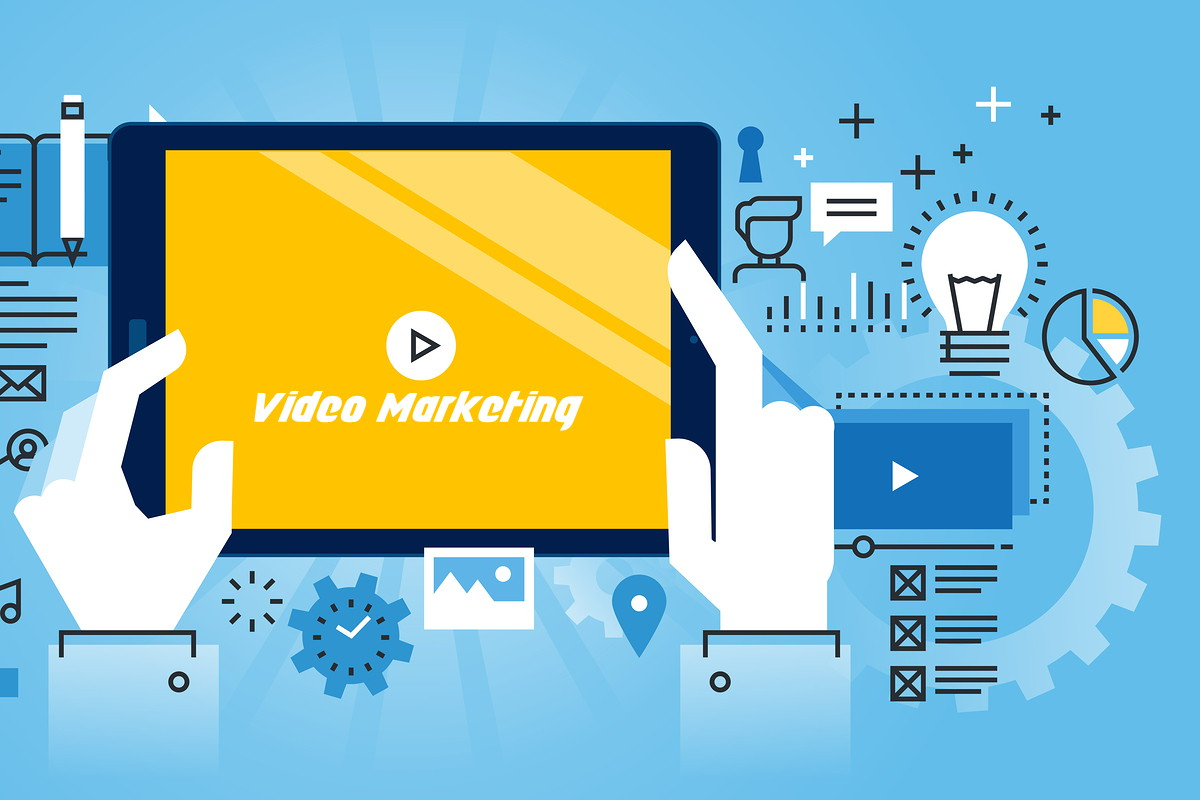 Video marketing for higher conversion rates