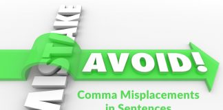 5 Ways to Find and Fix Comma Misplacements in Sentences