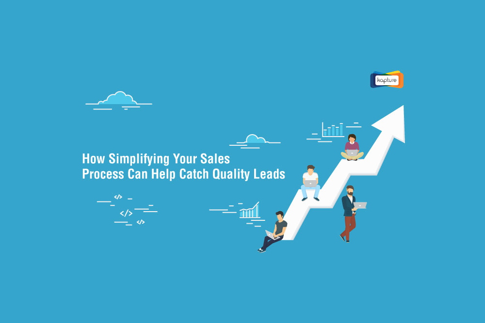Simplifying your sales process