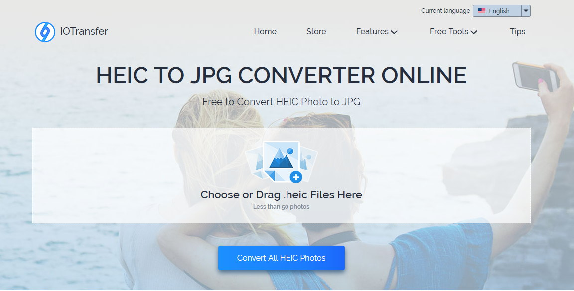 iotransfer 3 heic to jpg