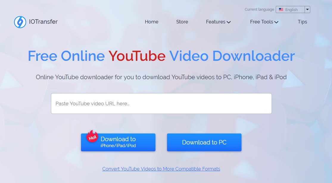 iotransfer 3 youtube video downloader