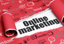 Online marketing 101 Infographic