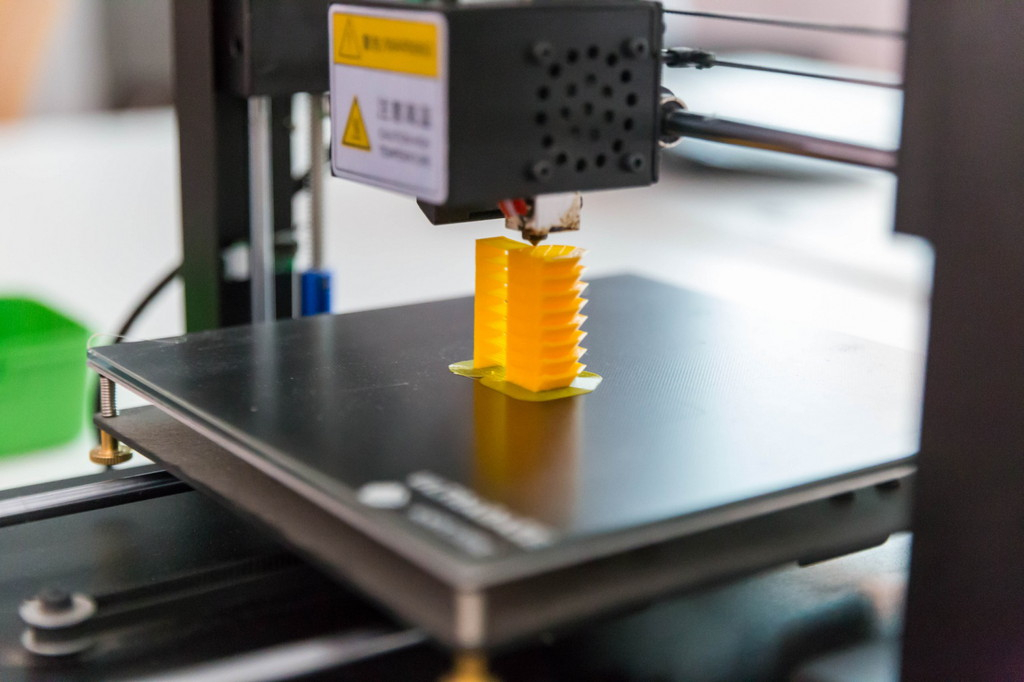 3D printing boom