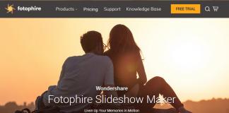 Fotophire Slideshow Maker