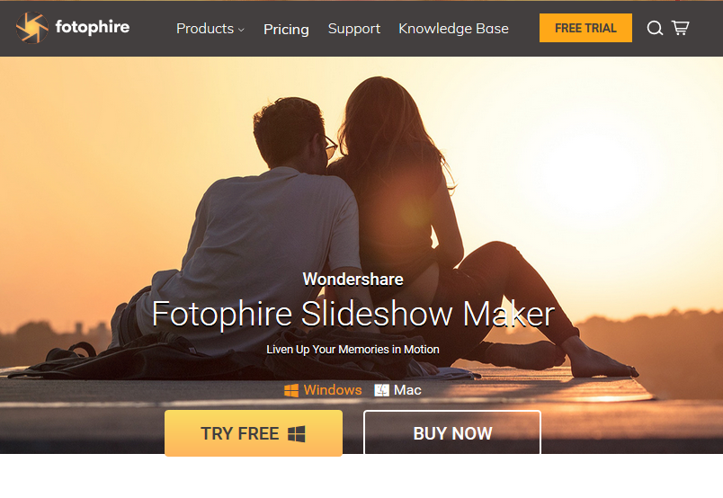 Fotophire Slideshow Maker