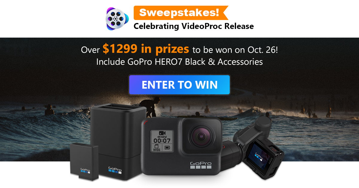 gopro sweepstake en