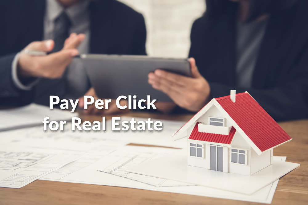pay per click marketing for real estate