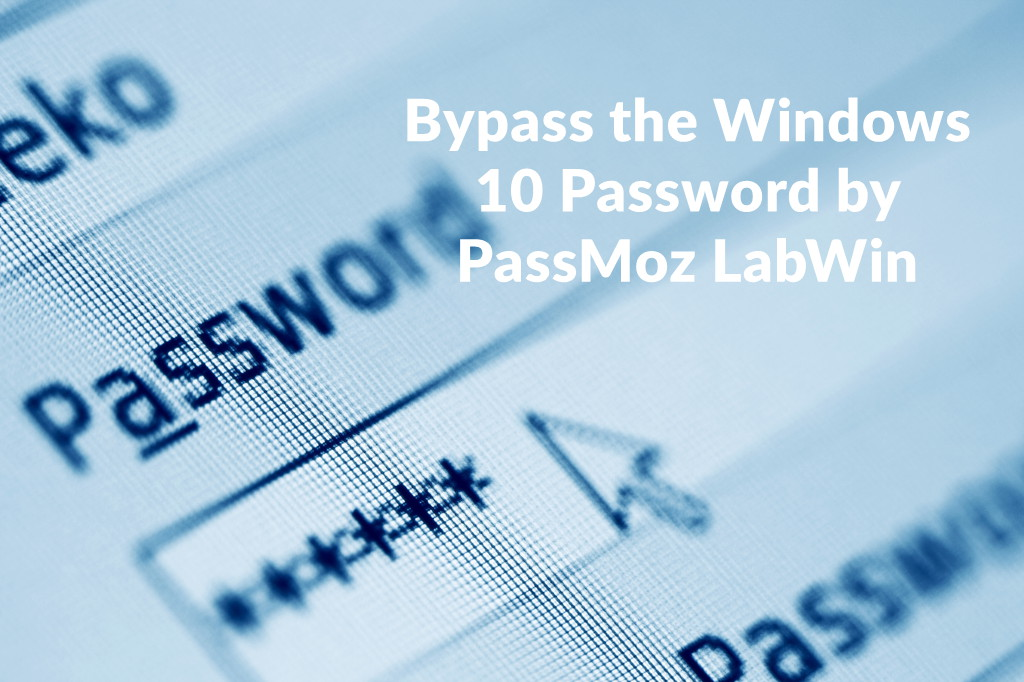 password bypass windows 10