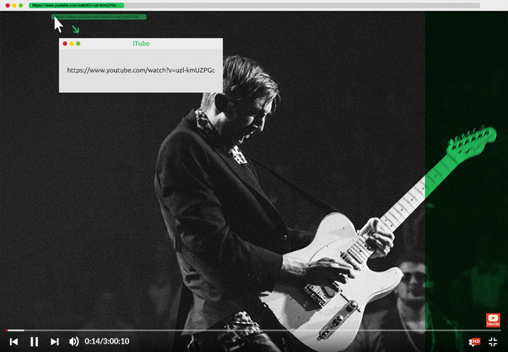 Download video using url