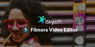iSkysoft Filmora video editor