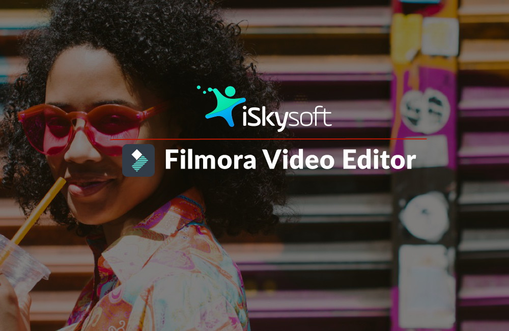 iSkysoft Filmora video editor