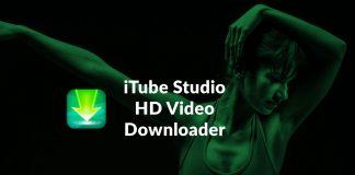 iTube studio hd video downloader