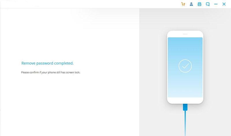 iSkysoft Toolbox - remove lockscreen