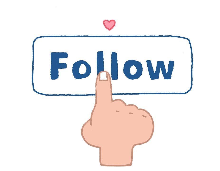 Follow Instagram profiles