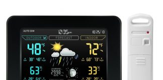home weather station benefits