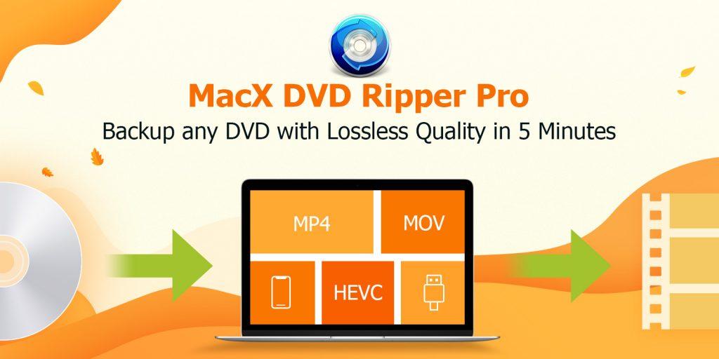 MacX DVD ripper pro giveaway