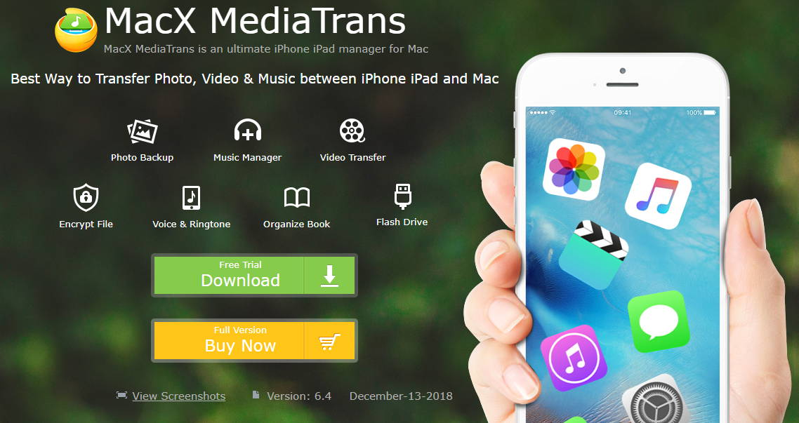 MacX MediaTrans Giveaway- Best iTunes Alternative to Backup