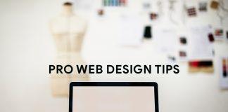Pro Web Design Tips
