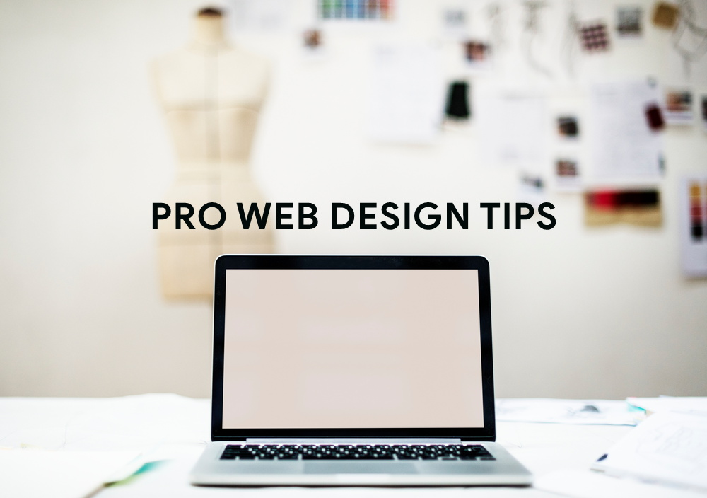 Pro Web Design Tips