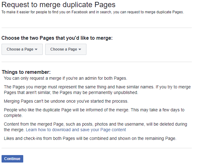 How to Claim a Facebook Page and take Ownership?