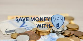 Save money with VPN