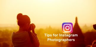 Tips for Instagram Photographers