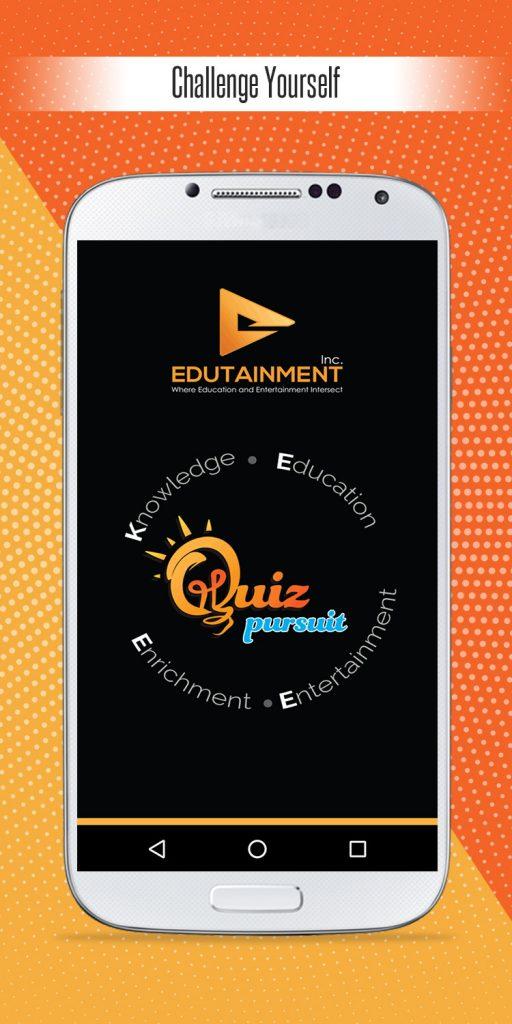 Edutainment quiz pursuit