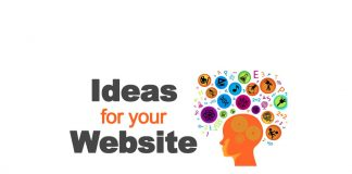 Ideas for your website