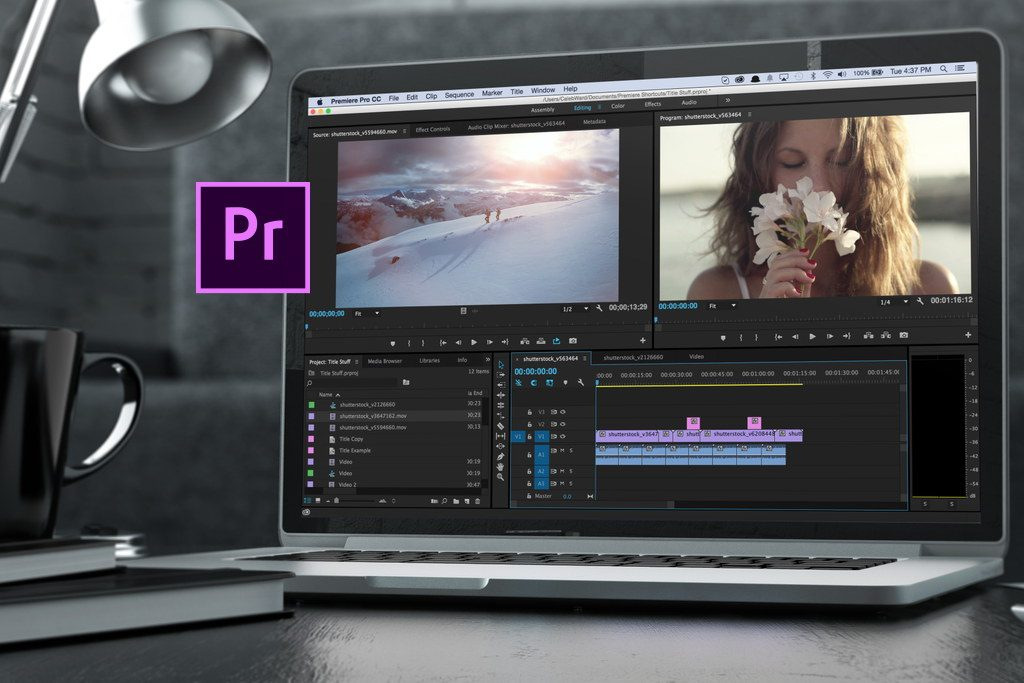 Adobe Premiere Pro effects