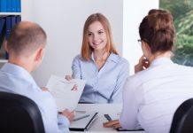 Impress in a job interview